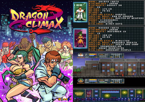 Seep games - Dragon climax