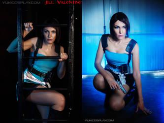 Jill Valentine   Resident Evil 3 Cosplay Yukilefay by retroreloads