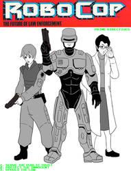 Robocop27 By Ktou by retroreloads