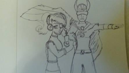 BJ sketches by retroreloads