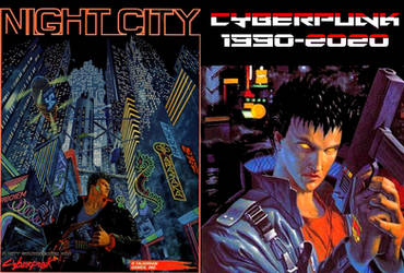 Happy New World - Cyberpunk 2020