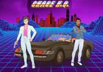 Chase HQ Mv Crockett N  Tubbs Wallpaper By Ktou
