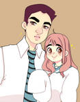 My Love Story - GODA RINKO by Kamiko-chan