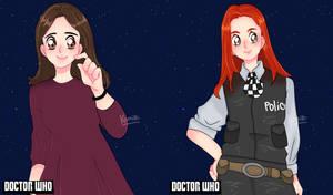 Doctor Who - Clara-amy