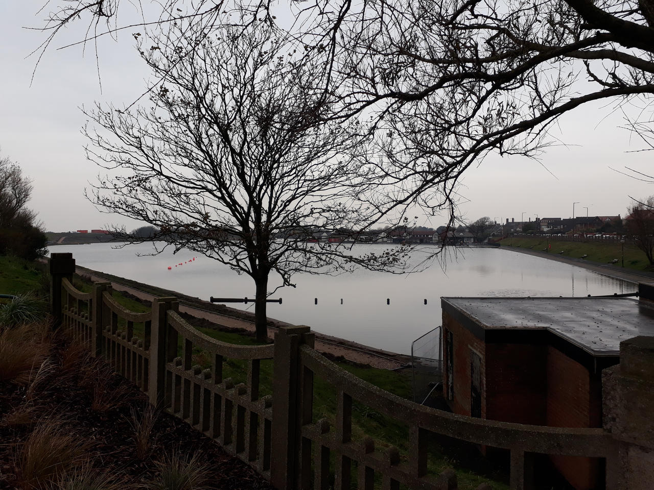 20201108 Fairhaven lake