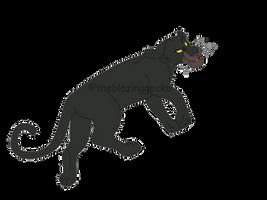 Bagheera by theblazinggecko
