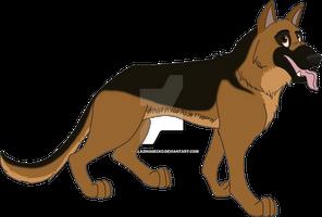 Dog-Gone: German Shepherd