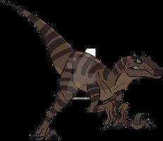 Jurassic Park Primal: Velociraptor