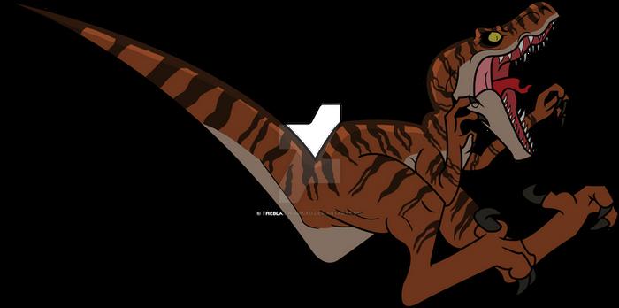 Jurassic Park Primal: TLW Velociraptor