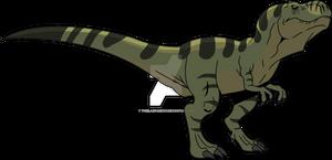 Jurassic Park Primal: The Buck