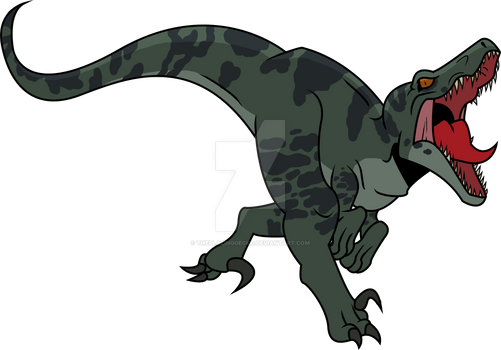 Jurassic World Primal: Delta