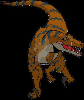 Jurassic World Primal: Echo