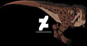 Jurassic World Primal: Canotaurus
