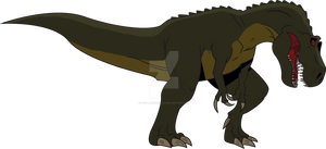 The Land Before Primal: Sharptooth