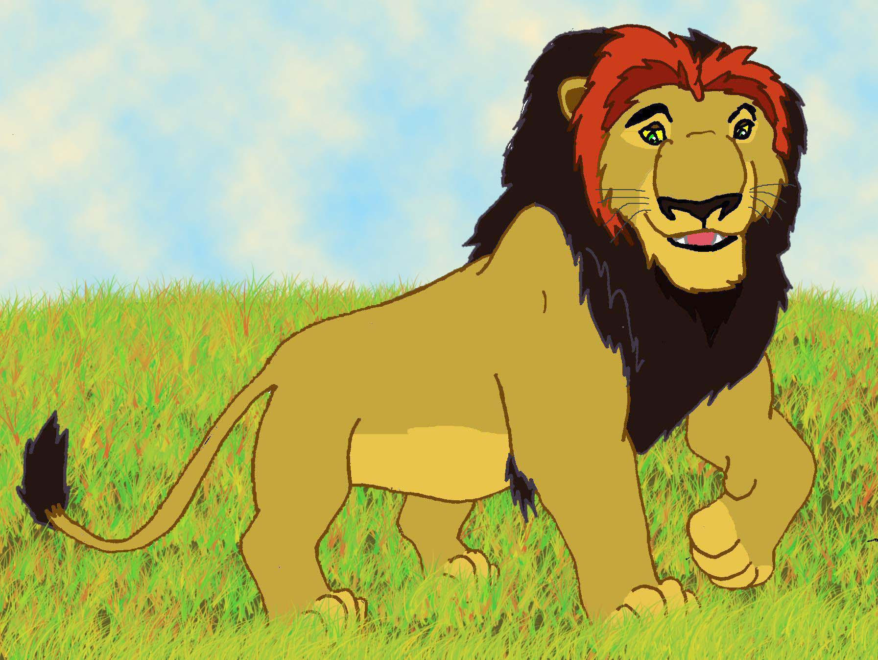 Mufasa and Scar's Father by theblazinggecko on DeviantArt