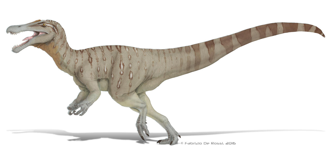 Earth Archives - Australian spinosaurid by FabrizioDeRossi