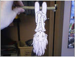 Paper Child: Monkey Bars