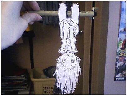 Paper Child: Monkey Bars by Pimmy