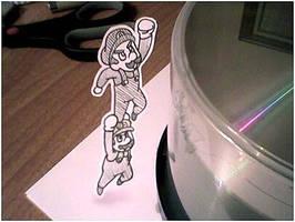 Mario and Luigi: Paper Saga by Pimmy