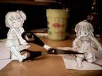 Paper Child: I'll Free You