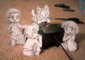 Paper Child: Bonus Stage by Pimmy