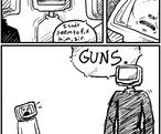 GUNS by Pimmy