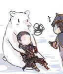 POLAR BEAR AHEAD