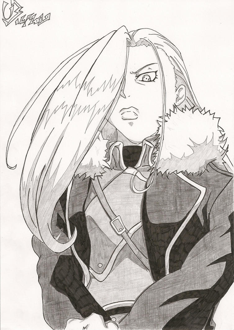 olivier milla armstrong