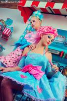 Candy Store 01 by tatehemlock