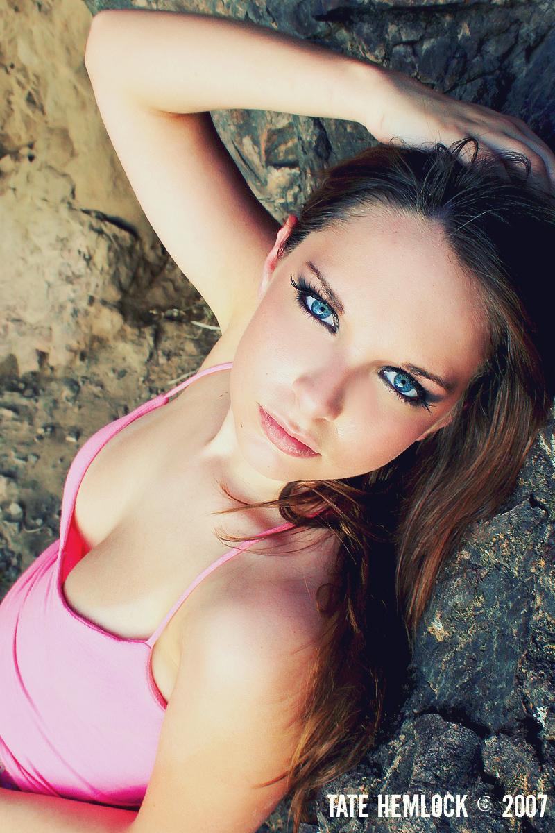 Perfect Blue Eyes 02 by tatehemlock
