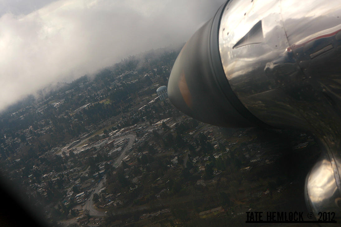 Plane Ride To Seattle 09 by tatehemlock