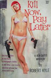 Pulp Fiction 02 Robert McGinnis Variant by tatehemlock