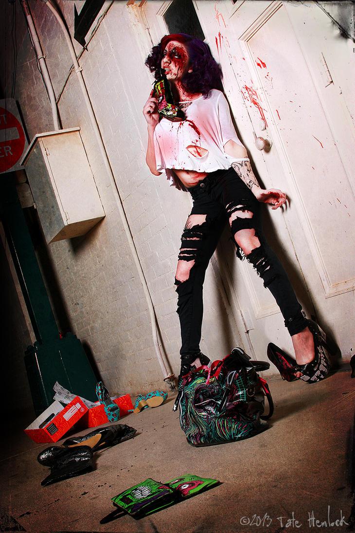 Zombie Life 01 by tatehemlock