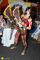 2013 Phoenix Comicon 15 Lindsay Elyse by tatehemlock