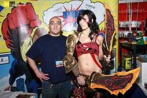 2013 Phoenix Comicon 39 Lindsay Elyse by tatehemlock