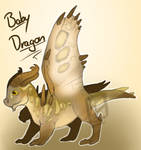 Baby Dragon 1# [Auction] -CLOSED-
