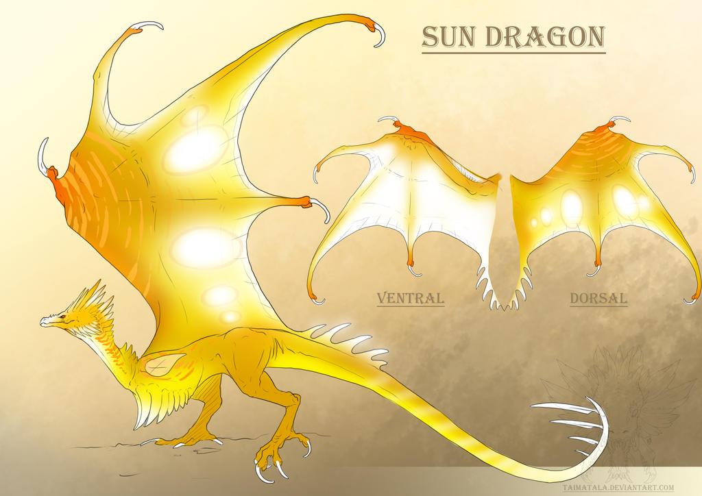Sun Dragon Adopt -CLOSED-