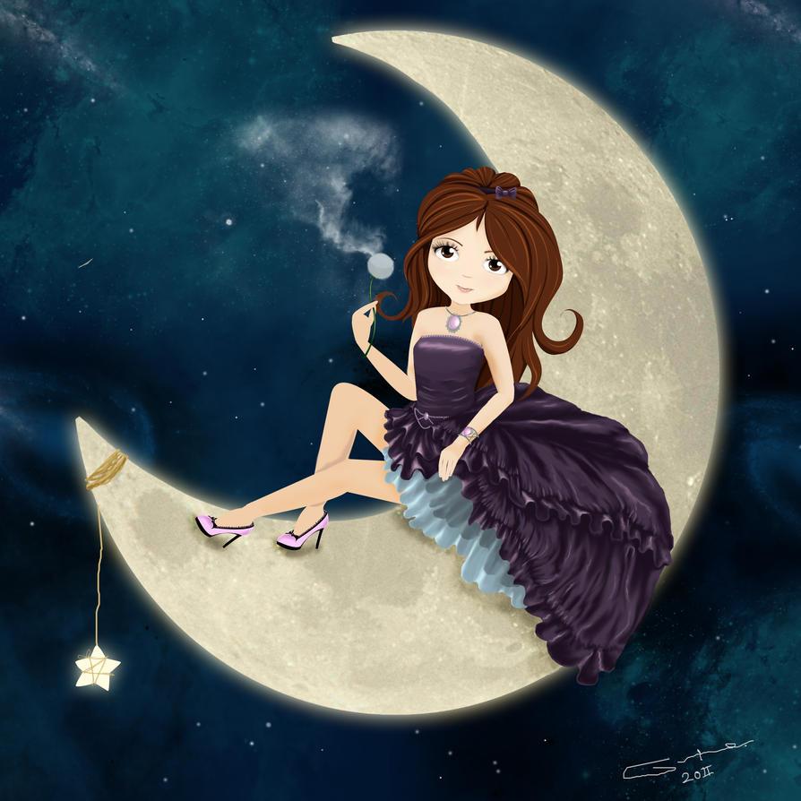-LUNAS-MOONLIGHT - Página 4 Tribute_to_moon_girl_by_gunchixs-d4624p2