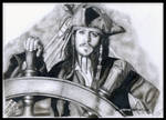 Ladies and gents I give you Cpt. Jack Sparrow