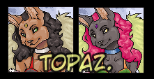 Art trade: Topaz by Faenikins