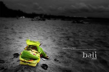 Bali 'sesajen'