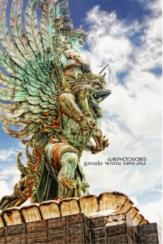 Garuda Wisnu Kencana - BALI