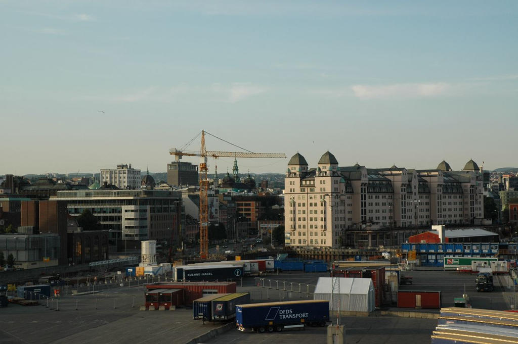 View over Oslo by Timtomaersk on deviantART