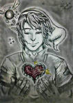 Link Heart container