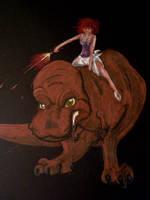 Jurassic World by evangeline40003