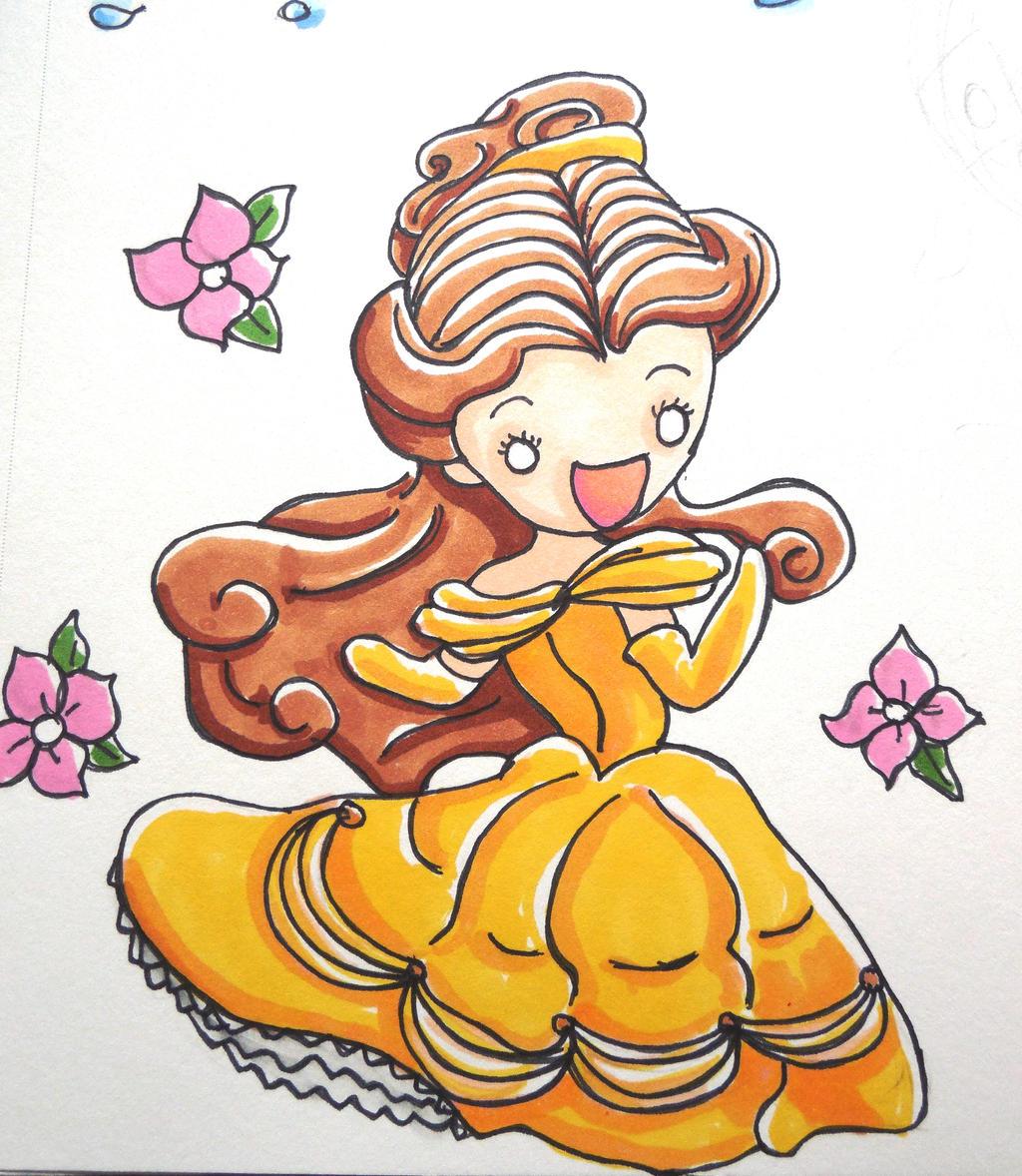 Belle by evangeline40003