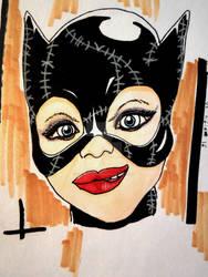 Cat Woman by Evangeline40003