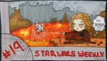 STAR WARS WEEKLY #19 by evangeline40003