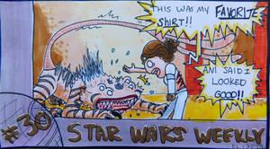 STAR WARS WEEKLY #30 by evangeline40003