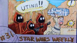 STAR WARS WEEKLY #31 by evangeline40003